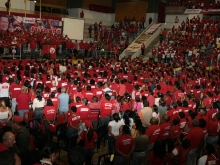 Con Chávez los candidatos de la gran caracas-Fidel Ernesto Vásquez -01.jpg