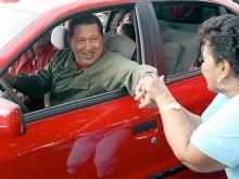 chavez-manejando-veniran-Fidel Ernesto Vásquez .jpg