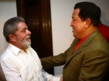 comandante-chavez-y-lula-Fidel Ernesto Vásquez .jpg