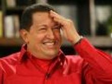Comandante Hugo Chávez-Fidel Ernesto Vásquez .jpg