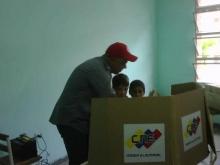 Proximo alcalde de Caracas Jorge Rodriguez-1-Fidel Ernesto Vásquez .jpg