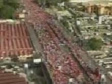marea roja por el si-Fidel Ernesto Vásquez