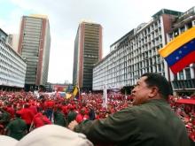 presidente-en-plaza-caracas-Fidel Ernesto Vásquez .jpg