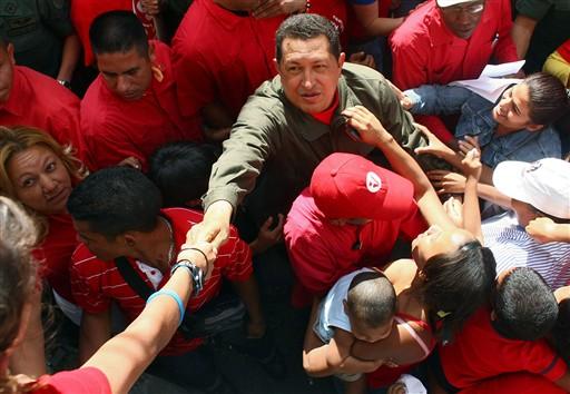 presidente en el 23 de enero-fidelvasquez