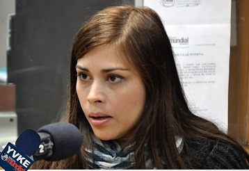 Elizabeth Santos-Fidel Ernesto Vasquez