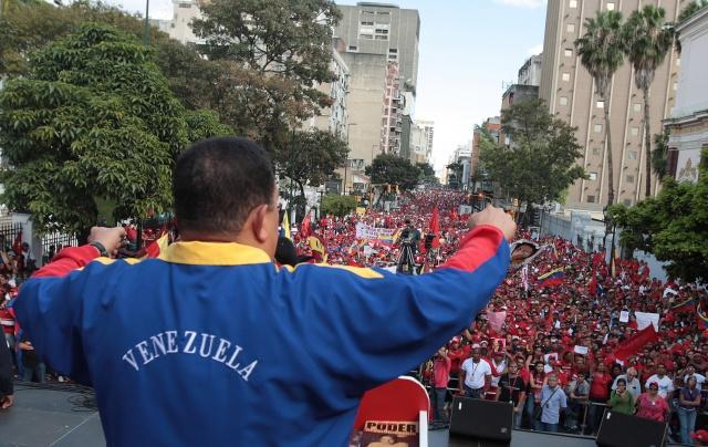 Revolucion Bolivariana Venezuela la Revolución Bolivariana