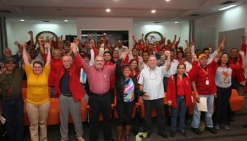 PSUV Bolivar-Fidel Ernesto Vasquez
