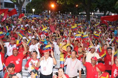 la victoria en el estado aragua: